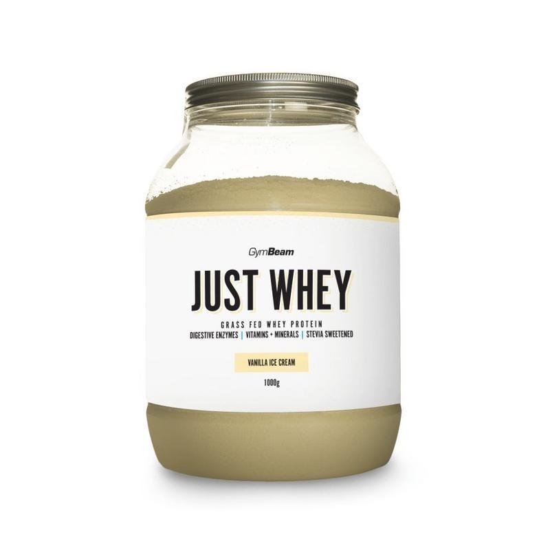 just whey protein vanilla ice cream GymBeam