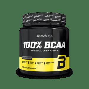 100% BCAA BioTechUSA