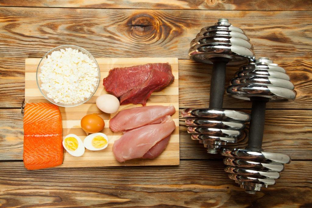 Prírodné zdroje esenciálnych aminokyselín
