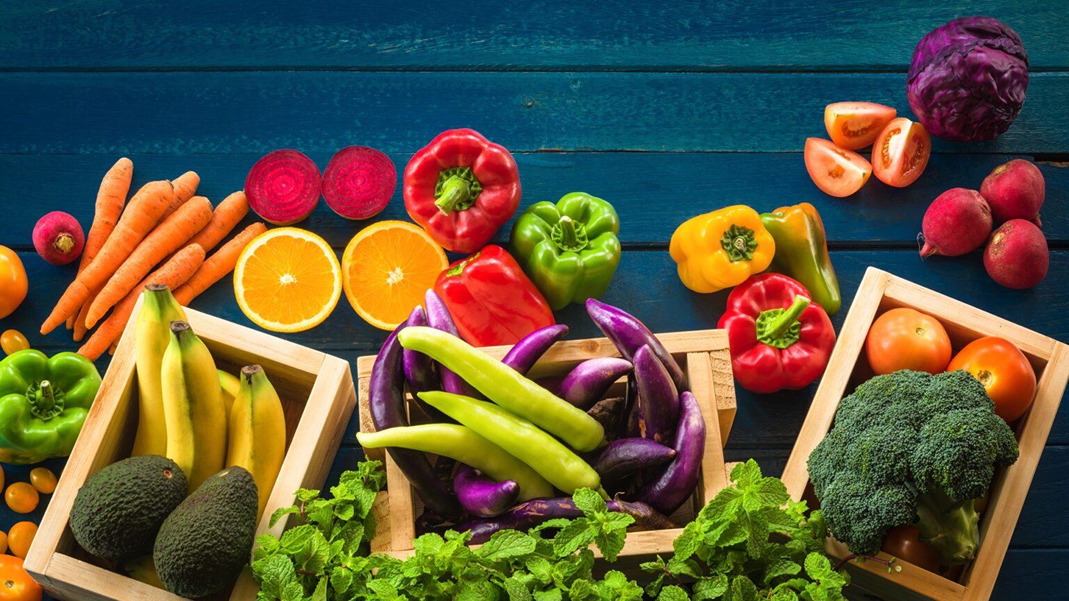 zelenina bohatá na bielkoviny