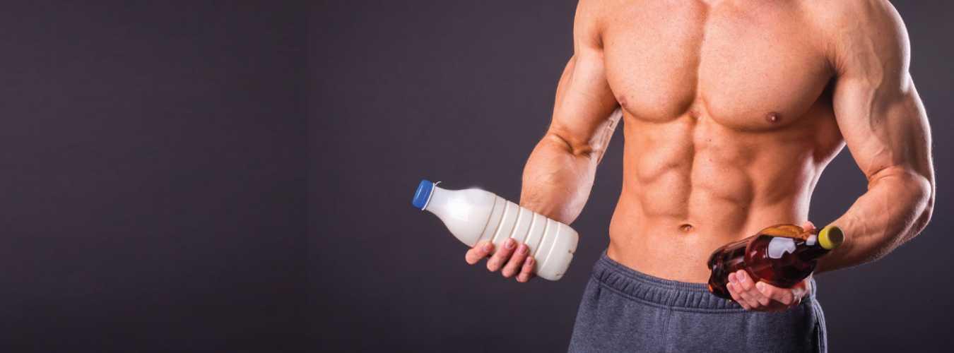 alkohol a chudnutie tuku a naberanie svalov