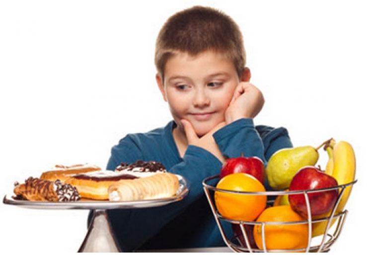 chudnutie u detí a teenagerov