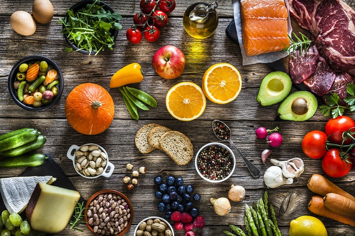 Potravinová pyramída – Chudnutie, naberanie svalov, alebo zdravý životný štýl?